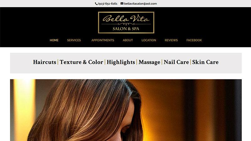 Bella Vita Salon & Spa   Leavenworth, KS