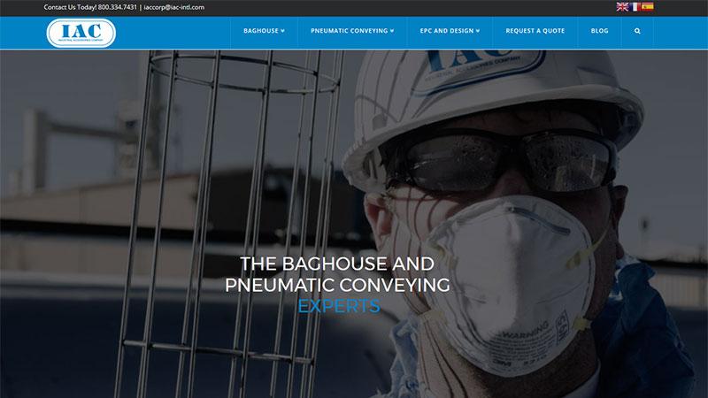 IAC Baghouse Experts